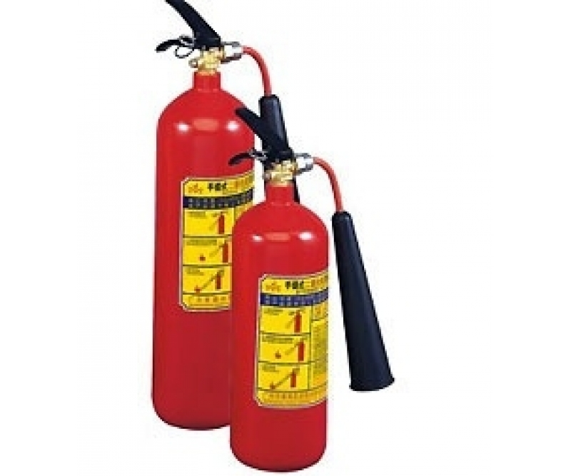 CO2 Fire Extinguisher - MT5