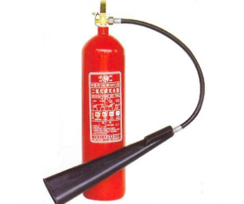 CO2 Fire Extinguisher MT5